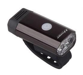 Světlo přední PRO-T Plus 300 Lumen 2 x 5 Watt LED dioda USB