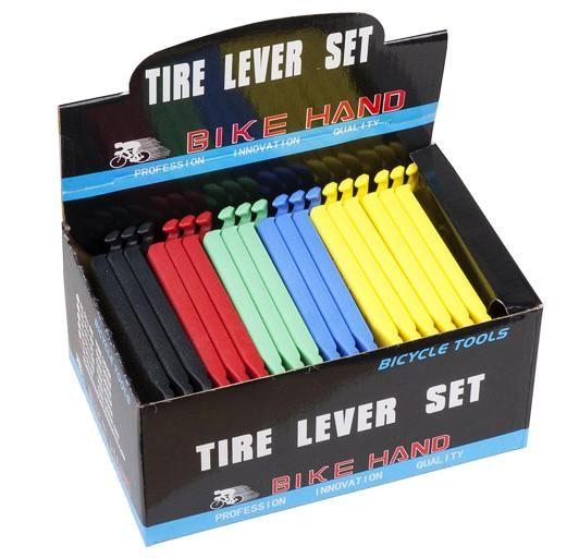 Montpáčky Bike Hand 3ks barevné tvrzené black