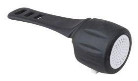 Elektronický zvonek EXTEND Amplion 3 zvuky black