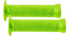 Gripy galaxy BMX gumová 130mm zelená fluo