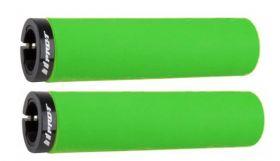 Gripy ProT 016 silicon zajišťovací šroubky zelené fluo 2ks set