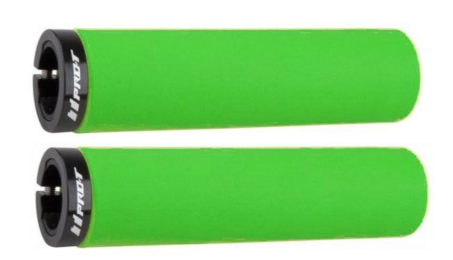 Gripy ProT 016 silicon zajišťovací šroubky zelené fluo 2ks set Pro-T