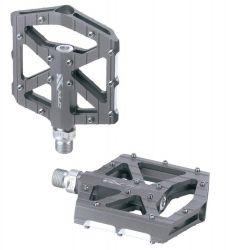 Pedály XLC MTB / Trekking-pedál PM-M12 průmysl AL titanové