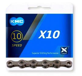 Řetěz KMC X10 10 Speed + spojka