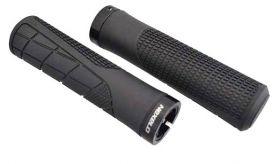 Gripy Pro-T130mm jištěná jedna černá objímka