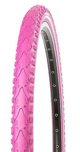 Plášť Kenda 622x40 K-935 KHAN REFLEXNÍ růžová