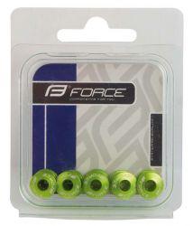 Šrouby do převodníků Force elox 5ks zelené