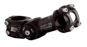 Představec KLS 28.6 / 25,4 / 110mm stavitelný černy