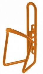 Košík na láhve M-wave drátový AL elox oranžová