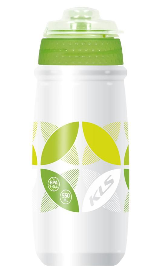 Láhev KLS ATACAMA 0,55l green Kellys
