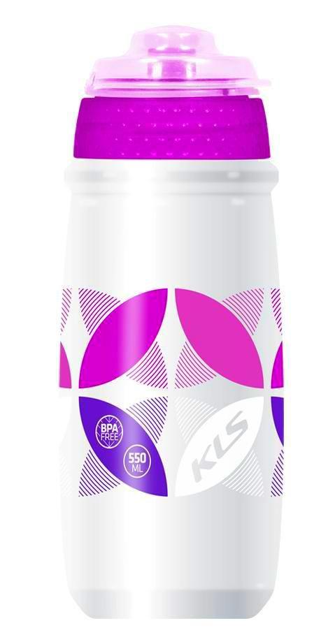 Láhev KLS ATACAMA 0,55l purpure Kellys