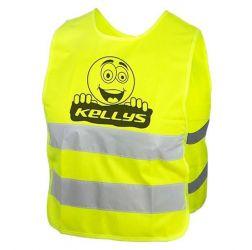 Reflexní vesta Kellys STARLIGHT smile dětská S
