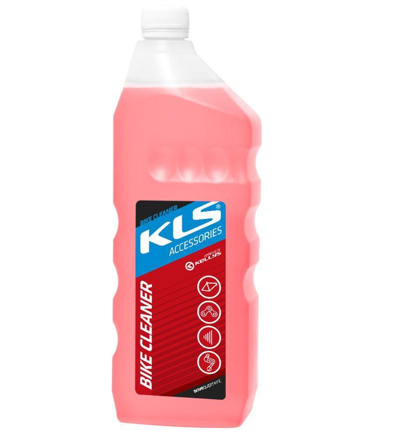 Čistící prostředek KLS BIKE CLEANER náhradní náplň 1L Kellys
