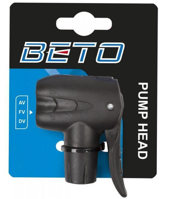 Náhradní hlava Beto na pumpičku DualHead AV FV DV