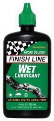 Olej Finish Line Cross country mazivo na řetěz 120 ml extrém