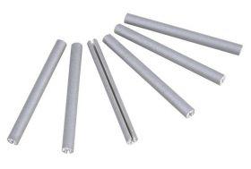 Reflexní pásky na dráty klipy na špice Pro-T 3M 10ks 7cm
