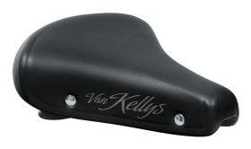 Sedlo KLS Van Kellys luxusní gelové city s pružiny černé