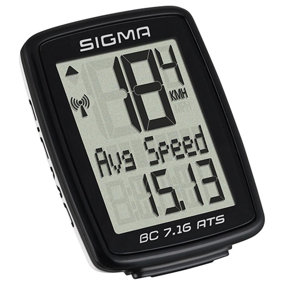 Tachometr počítač SIGMA BC 7.16 ATS NEW