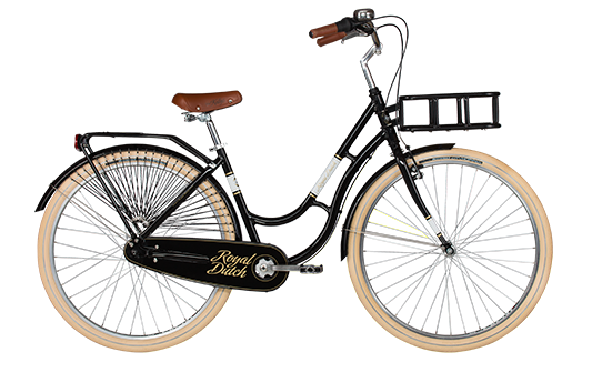 KELLYS K17159 Royal Dutch Black Kellys Bicycles